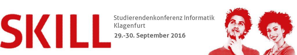 Studierendenkonferenz Informatik 2016
